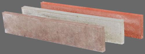 Kerti szegélykövek (Kertépítő elemek)
